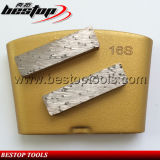 16# Bar Diamond Metal Bond for HTC Grinding Machines Plate