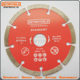 125mm Dry Diamond Segment Saw Blade for Marble, Granite, Concrete