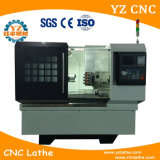 CNC Lathe Milling Machines with Power Head Live Tool