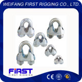 Rigging Hardware Malleable Steel DIN1142 Wire Rope Clips