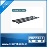 Intergral Drill Rod/Steel Rock Drill Tool with Chisel Bit