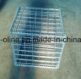 Stones Metal Welded Wire Gabion for Building