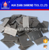 Diamond Segment with Best Performance for Cutting Granite