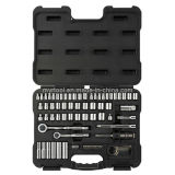 75-Piece 3/8-in Drive Multi Driver Socket Set with Case