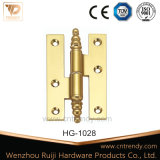High Quality 2 Ball Bearing Brass Butt Hinge