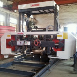 Timber Band Saw, Wood Sawmill, Wood Cutting Electric Saw