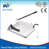 Professional Manufacturer Paper Cutting Machine A3 Paper Cutter (WD-858A3)