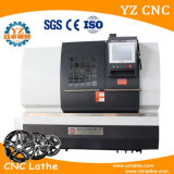 Wrc28 Touch Screen Diamond Cutting Wheel Repair Lathe