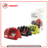 Two Stage Knife Mouse Sharpener for Cutting Tools, Knives Sharpener, Scissor Sharpening Tools