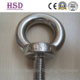 Eye Bolt, DIN580, JIS1168, Stainless Steel 316, Ss304, Rigging Hardware, Marine Hardware