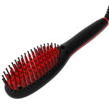 Make up Tool Brush with Ce Certificate Aluminum Plate Type and 50W Power Hair Straightening Brush