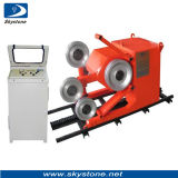 Stone Cutting Wire Saw Machine for Marble Quarry