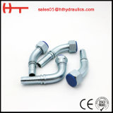SAE BSPT Carbon Steel Hydraulic Hose Fitting with Eaton Standard