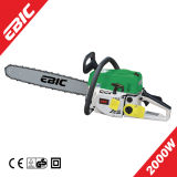 Ebic Power Tools Electric 2000W Gasoline Chain Saw for OEM