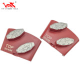 Diamond Grinding Plates for Concrete / Terrazzo Floor Grinding and Polishing
