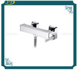 High Quality Fashion Ceramic Valve Wall Mounted Single Lever Basin Faucet
