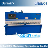 QC12k-8*4000 Steel Plate Shearing Machine Sheet Cutter with Ce Approved