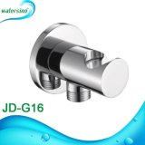 Sanitary Wares Shower Elbow Brass Shower Bracket with Water Outlet