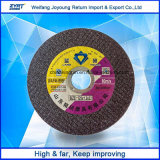 Maximum Safety Abrasive Cutting Wheel for Stainless Steel Customized Logo