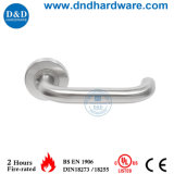 Building Hardware BS En1906 Door Handle for Metal Door