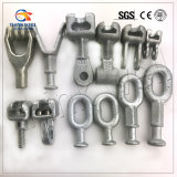 Forged Carbon Steel Overhead Line Hardware Pole Line Hardware