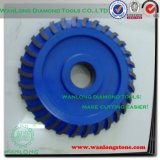 Large Diamond Grinding Wheels for Granite Stone Edge-Diamond CBN Grinding Wheel Manufacturers