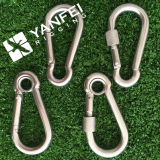 Stainless Steel Spring Snap Hooks