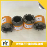 Wireline Drilling Surface Set Diamond Hq3 Core Bit