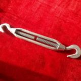 Galvanized Rigging Hardware Fitting Wire Rope Steel Hook and Eye Us Type Adjustable Turnbuckle
