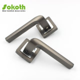 Black Nickel Finish Aluminum Alloy Door Handle with High Quality