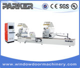Aluminum Profile Window Door CNC Automatic Double Head Cutting Saw