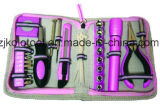 36PCS Ladies Tool Sets with Tool Bag Packing