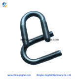 CNC Machining Carbon Steel U Bolt for Machinery