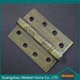 Stainless Steel Antique Brass Hinge for Door Hardware