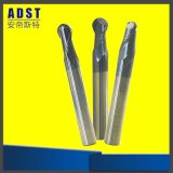 Manufacturer HRC65 Altin Coated Ball Nose End Mills