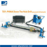 2015 SGS Down The Hole Drill Hammer for Rock Drilling Machine Tsy -Dh90-pH