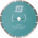 Diamond Tool: Dry Cut Diamond Circular Saw Blade for Granite