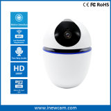 Smart Home Use 1080P CCTV HD WiFi IP Camera Supporting 128g SD Card