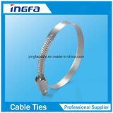201 Stainless Steel German Type Hose Clamp