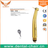 Luxury Gold Push Button LED E-Generator High Speed Handpiece
