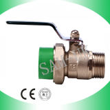 China Female Brass Ball Valve for Water Supply