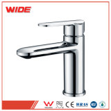 China Single Handle Copper Bathroom Wash Basin Faucet