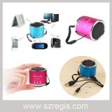 New MP3 Audio Loud Sound Mini Speaker Support TF Card