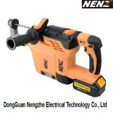 Drilling Hammer Rechargeable Hammer Drill with Dust Collection (NZ80-01)