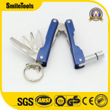 Professional Stainless Steel Pliers Multi Function Hand Tools with LED Light