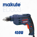 Makute 600W 10mm Electric Hand Tools Impact Drill (ED003)