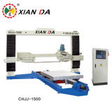 Chjj-1500 CNC Arc Marble Shaped Slab Bandsaw Cutting Machines