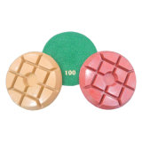 4 Inch Marble Granite Resin Polishing Pad 100mm Diamond Tools