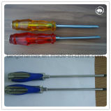 Hand Tool Types of Steel Screwdriver