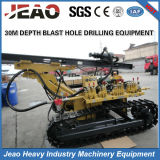 Strong Power -Jbp100b Crawler Drilling Rig Machine (30M DEEP/80-130mm HOLE)